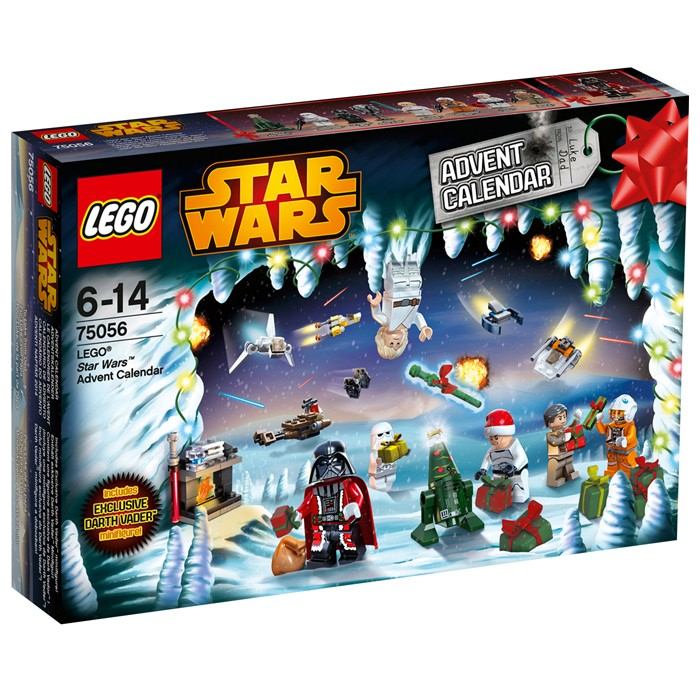 test video calendrier lavent lego star wars