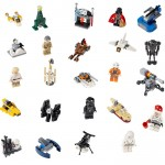 Calendrier Avent Lego Star Wars interieur Demo Jouets