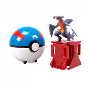 super catch n return Pokeball Pokemon Tomy Demo Jouets