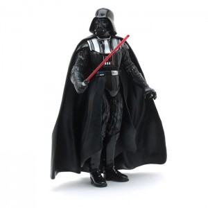 Photo figurine parlante Dark Vador Star Wars Disney Store open