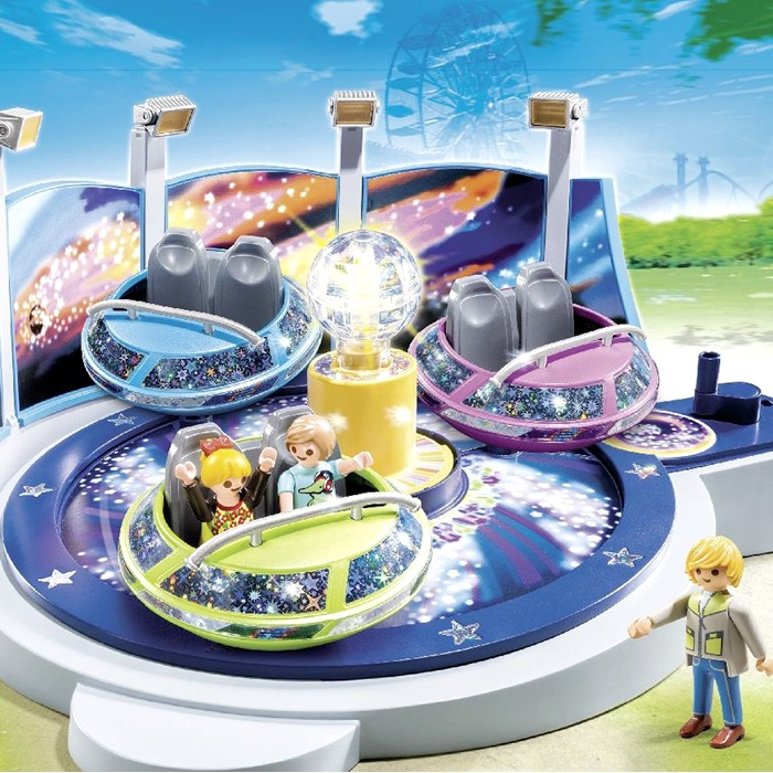 photo mange lumineux playmobil 5554 summer fun le jeu open