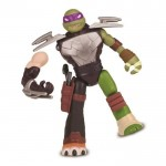 Photo Figurine articulee Tortues Ninja Mutation Giochi Preziosi