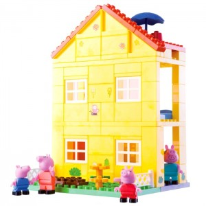 Photo La maison de Peppa Pig Playbig recto