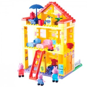 Photo La maison de Peppa Pig Playbig