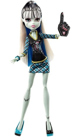Photo POUPEE MONSTER HIGH AUCHAN