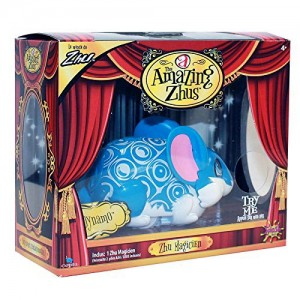 Photo de la boîte Zhu magicien Amazing Zhus - splash toys