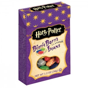 Photo des BEANS HARRY POTTER JELLY BELLY